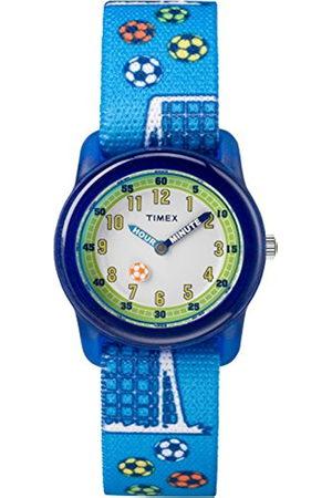 Timex TW7C16500 - Orologio per bambini con movimento al quarzo, quadrante analogico e cinturino in tessuto
