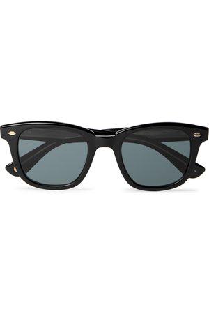 Garrett Leight California Optical Calabar Square-Frame Acetate Sunglasses
