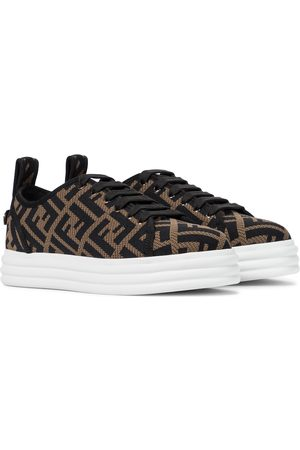 Fendi Sneakers Rise in mesh
