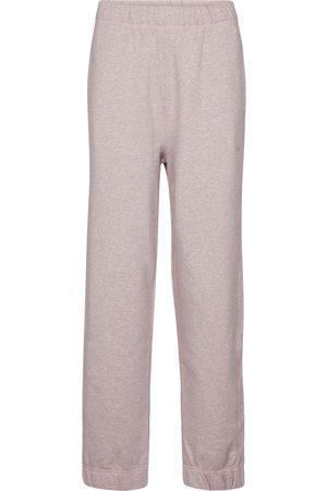 Ganni Pantaloni sportivi Isoli in misto cotone