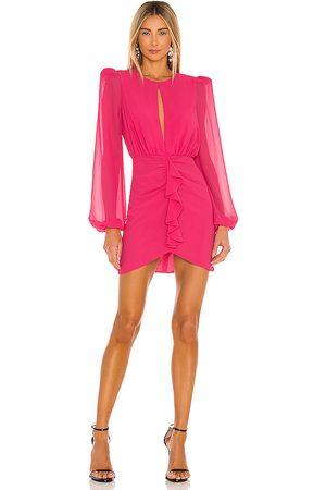 NBD Donna Vestiti - Arijana Mini Dress in - Pink. Size L (also in XXS, XS, S, M, XL).