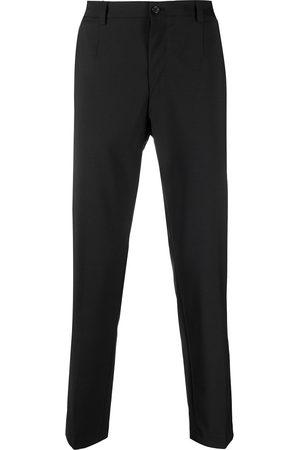 Dolce & Gabbana Uomo Eleganti - Pantaloni sartoriali affusolati