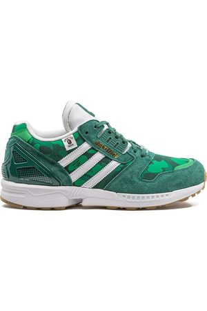 adidas Sneakers ZX 8000 BAPE x Undefeated - Green