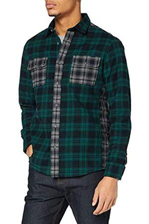 FIND Marchio Amazon - Camicia a Quadri Uomo, , XS, Label: XS
