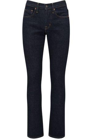 Tom Ford Pantaloni Slim Fit In Denim Stretch