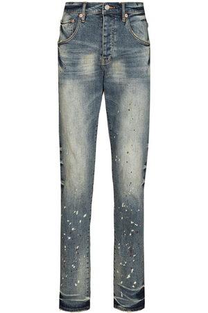 Purple Brand Jeans affusolati Vintage Spotted