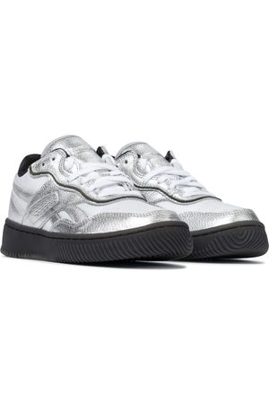 Reebok Sneakers Dual Court II in pelle