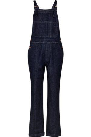 GABRIELA HEARST Salopette di jeans Hans