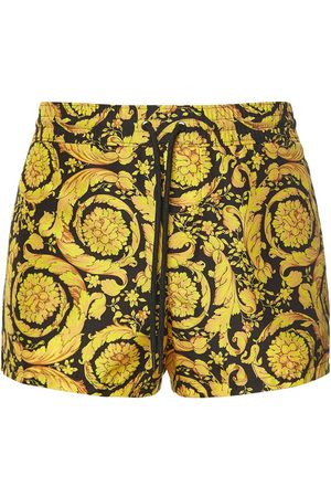 VERSACE Shorts Mare In Nylon