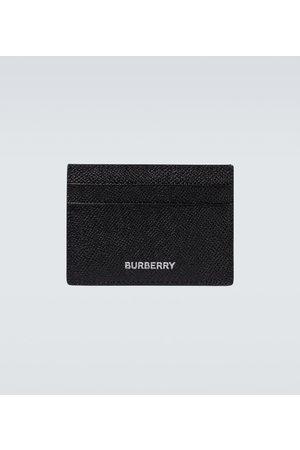 Burberry Portacarte Sandon in pelle