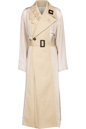 Maison Margiela Trench in cotone