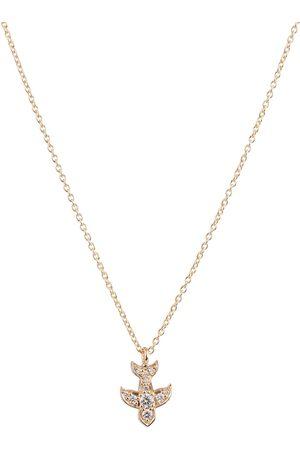 SOPHIE BILLE BRAHE Collana Petite Matisse in 18kt con diamanti