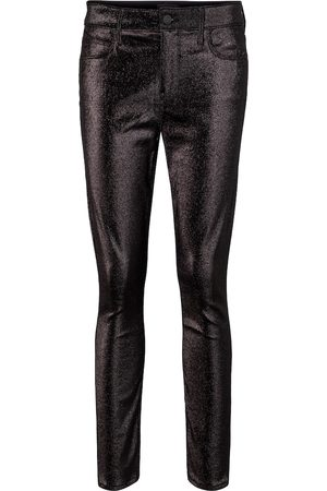RTA Jeans skinny Madrid metallizzati