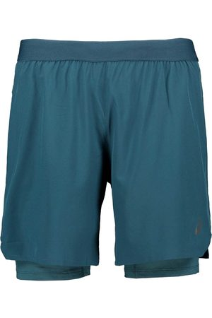 Asics Uomo Pantaloni - SHORT ROAD 2IN1 7IN