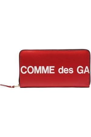 Comme Des Garçons Wallet Portafoglio con stampa