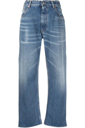 MM6 MAISON MARGIELA Jeans a gamba ampia