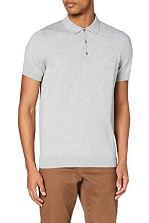 MERAKI Marchio Amazon - - Short-sleeve Knit Polo, Felpa Uomo, , XXL, Label: XXL