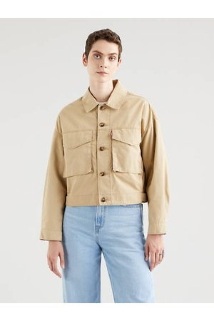 Levi's Giacca Trucker ampia Utility Neutral / Soft Structure Incense
