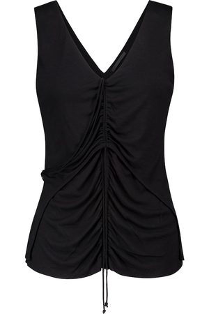 Helmut Lang Top Scala in jersey