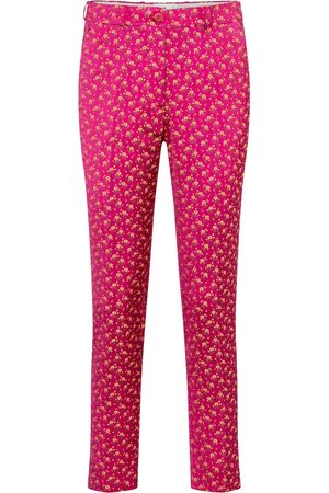 Etro Pantaloni slim in jacquard