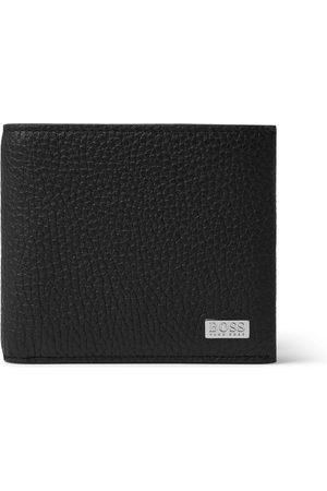 HUGO BOSS Uomo Portafogli e portamonete - Full-Grain Leather Billfold Wallet