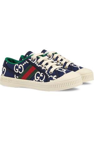 Gucci Kids Sneakers Gucci Tennis 1977