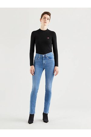 Levi's Donna Straight - 724™ High Rise Straight Jeans Neutral / Rio Frost