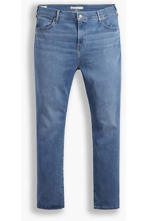 Levi's Donna Straight - 724™ High Rise Straight Jeans (Plus) Neutral / Rio Frost