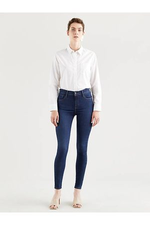 Levi's 720™ High Rise Super Skinny Jeans Neutral / Echo Bruised