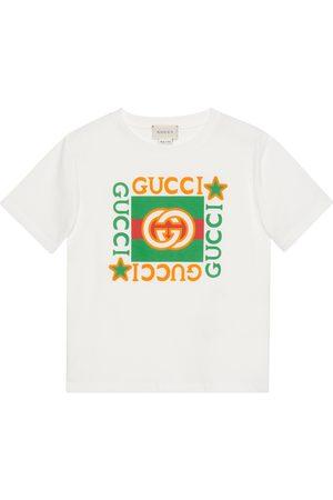 Gucci T-shirt con stampa logo