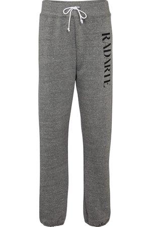 RODARTE Pantaloni sportivi in misto cotone