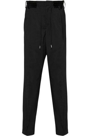 SACAI Pantaloni In Techno E Lana