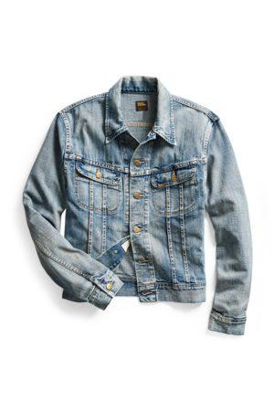 RRL Uomo Giacche di jeans - Giacca in denim