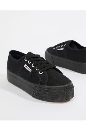 Superga 2790 Linea - Sneakers flatform nere