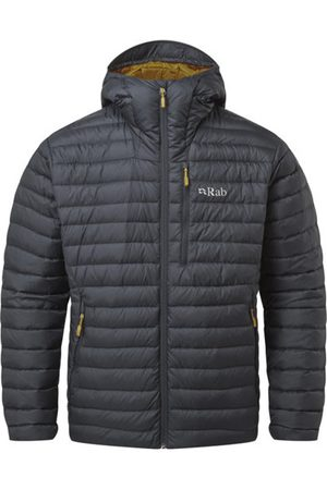 Rab Uomo Giubbotti - Microlight Alpine - giacca piumino con cappuccio - uomo. Taglia XL