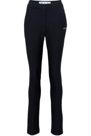 OFF-WHITE Pantaloni skinny in jersey