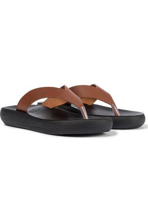 Ancient Greek Sandals Esclusiva Mytheresa - Sandali infradito Charys in pelle