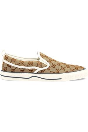 Gucci Sneakers senza lacci GG Supreme - Toni neutri
