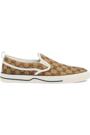 Gucci Uomo Sneakers - Sneaker slip-on Tennis 1977 uomo