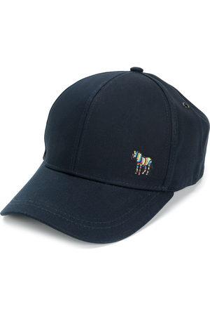 Paul Smith Uomo Cappelli con visiera - Cappello da baseball con zebra ricamata