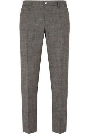 Dolce & Gabbana Pantaloni in Principe di Galles