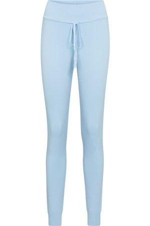 LIVE THE PROCESS Pantaloni sportivi in maglia