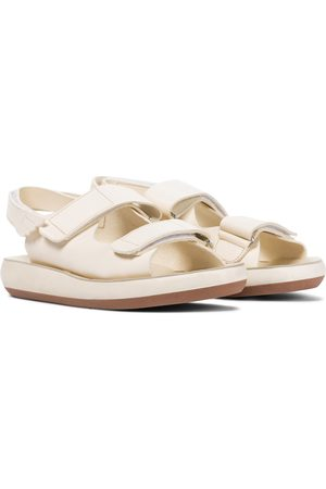 Ancient Greek Sandals Sandali Olympia Comfort in suede
