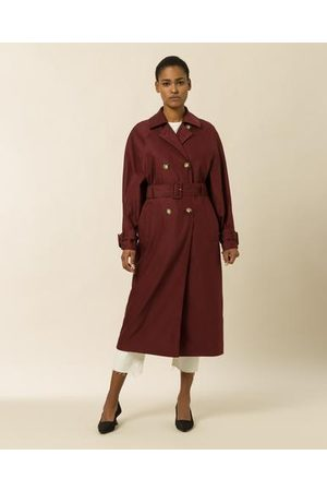 Ivy & Oak Lavanda Trench Coat