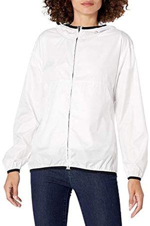 Amazon Full-Zip Packable Windbreaker Fashion-Sweatshirts, Infradito Colorati Estivi, con finte Perline, US M