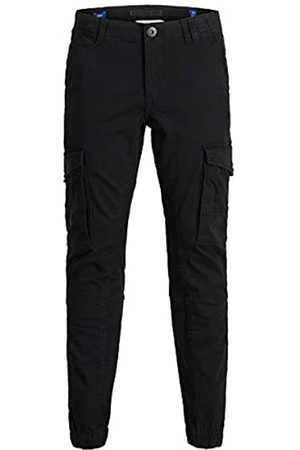 Jack & Jones Bambino Jeans - Jjipaul Jjflake AKM 542 Noos Jr Jeans, Nero , 152 Bambino
