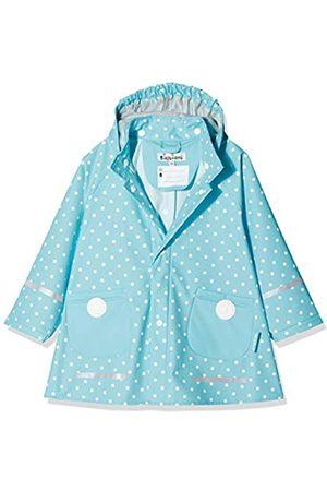 Playshoes Regen-Mantel Punkte Capo d'Abbigliamento, , 92 Mädchen