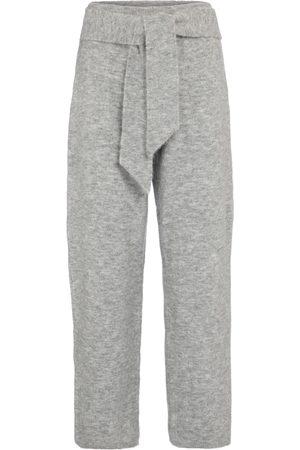 Nanushka Pantaloni sportivi Nea in maglia