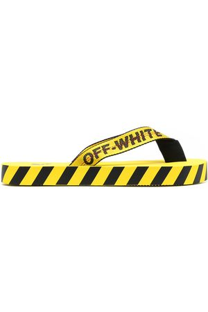 OFF-WHITE Uomo Infradito - Infradito con applicazione