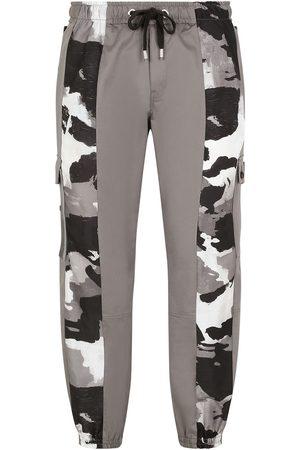 Dolce & Gabbana Cargo con stampa camouflage